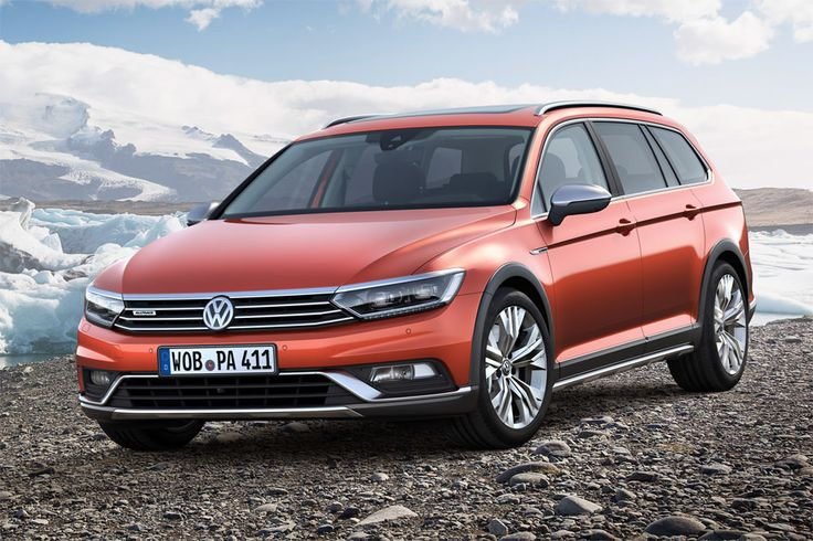 2017 VW Passat Alltrack Redesign - http://www.autocarkr.com/2017-vw-passat-alltrack-redesign/