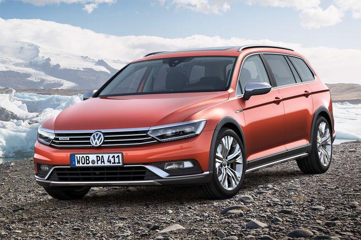 2017 VW Passat Alltrack Release Date