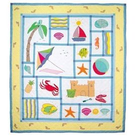 Beach Style Quilts And Quilt Sets by Bellacor