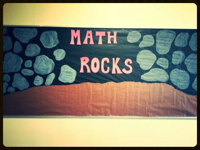 6th Grade Math Classroom Decorations ~ Winter math bulletin board middle school u d love
