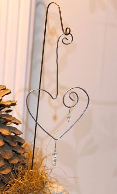 I'll make this using hanging crystals to give my houseplants extra energy