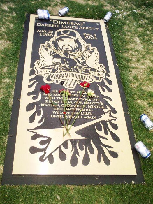 dimebag darrell autopsy photos | Dimebag Darrell Death