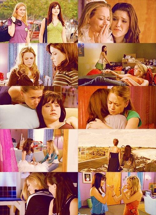 One Tree Hill - Brooke Davis (Sophia Bush) & Haley James Scott (Bethany Joy Lenz)