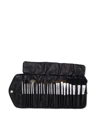 Beaute Basics 23-Piece Professional Brush Set with Case