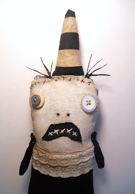 Junker Jane dolls!: Scary Harry, Clothing Dolls, Jane Dolls, Monsters Dolls, Monsters Edgar, Junker Jane, Photo, Art Dolls, Voodoo Dolls