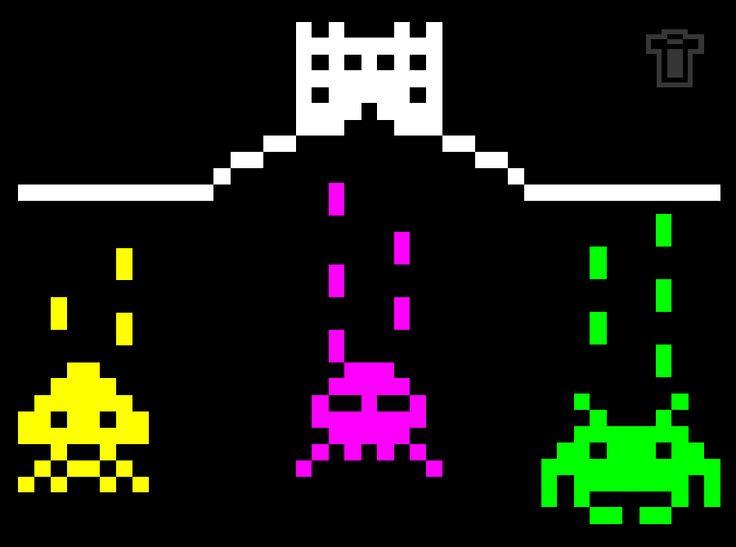 8-bit Tričko s potlačou Bratislava
