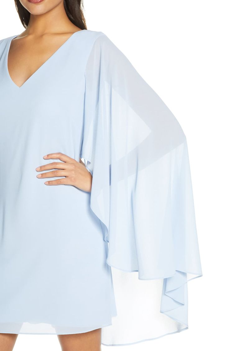 Vince Camuto Cape Back Shift Dress Nordstrom In 2020 Shift Dress Nordstrom Dresses Vince Camuto [ 1127 x 736 Pixel ]