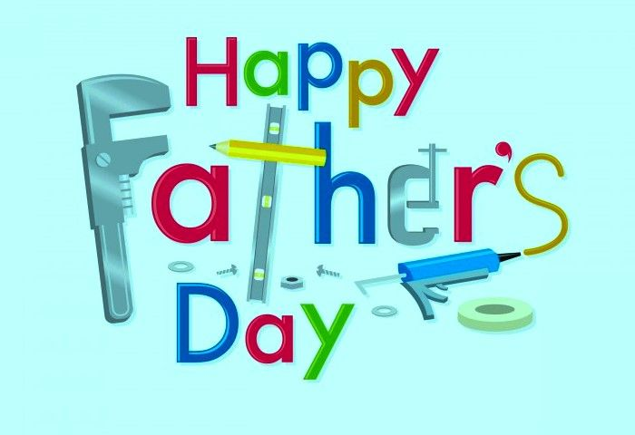 Happy Father's Day to all the father's near and far.  :-)