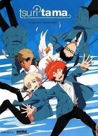 This wacky release from the sci-fi comedy anime series TSURITAMA includes all 12…
