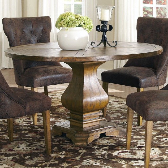 35 Best Images About Round Dining Tables Sets On Pinterest