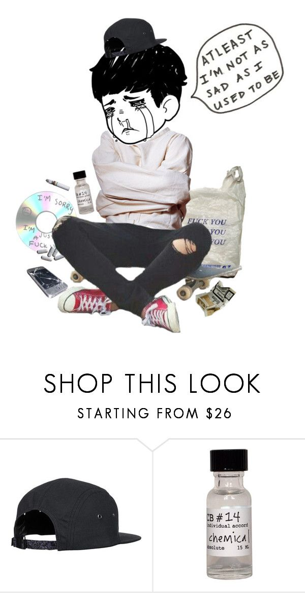 """""""Less"""" by weedscruff ❤ liked on Polyvore featuring Miss Me and CB I Hate Perfume"""