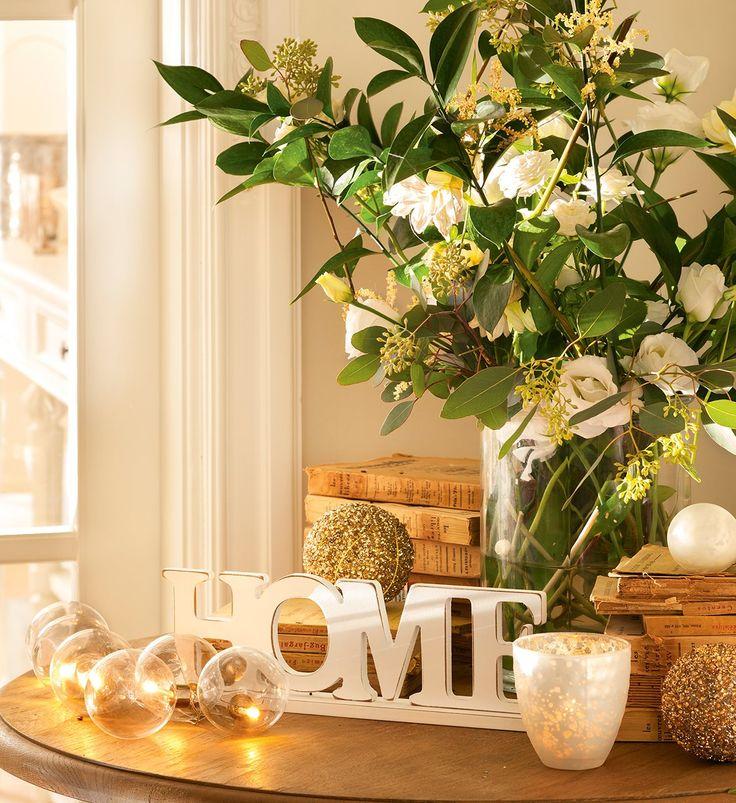 Navidad: 15 ideas para que tu casa sea única · ElMueble.com · Escuela deco: