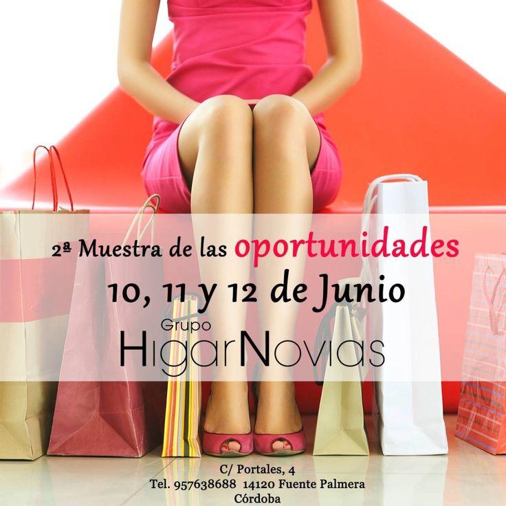 Feria de las oportunidades en Fuente Palmera (Córdoba) #Entrebastidores http://blog.higarnovias.com/2016/06/10/feria-de-las-oportunidades-en-fuente-palmera-cordoba/