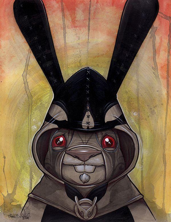Scribe - The Black Rabbit