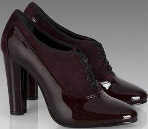 Paul Smith Women's Damson Fontaine Shoes: €435.