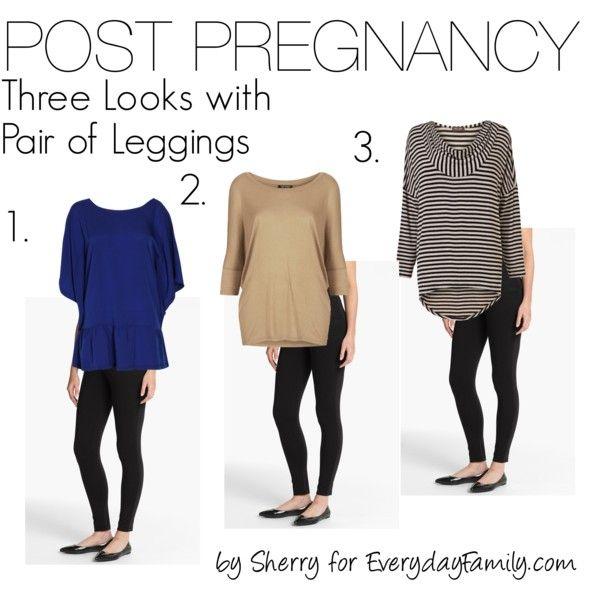 Post Pregnancy Style - Polyvore