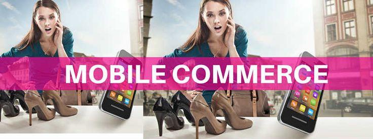 Mobile commerce: la nuova era dell'e-commerce che rivoluziona gli acquisti online. Scopri numeri e statistiche sulla sua diffusione. Guarda l'infografica