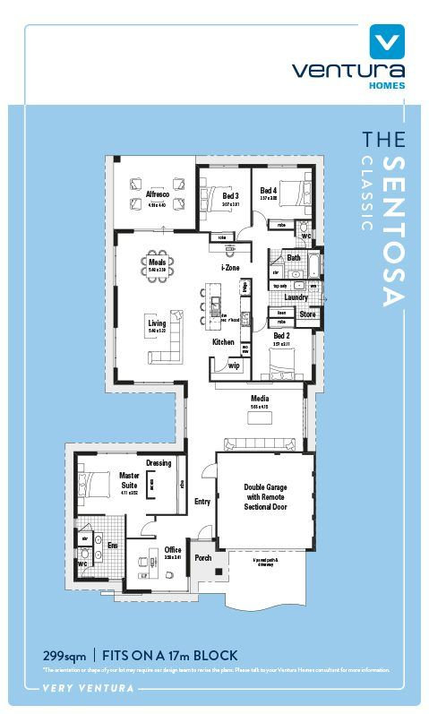 The Sentosa Display Home | Ventura Homes