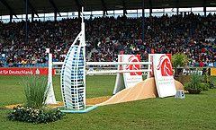 Dubai Equestrian Club - WEG Aachen 2006