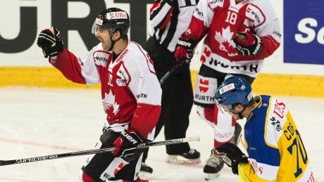 Canada advances to Spengler Cup semifinals with triumph over HC Davos