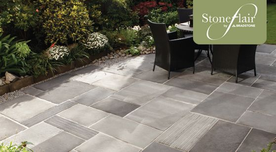 Patio Paving Ideas for Cloisters | Quality Since 1956 | Bradstone