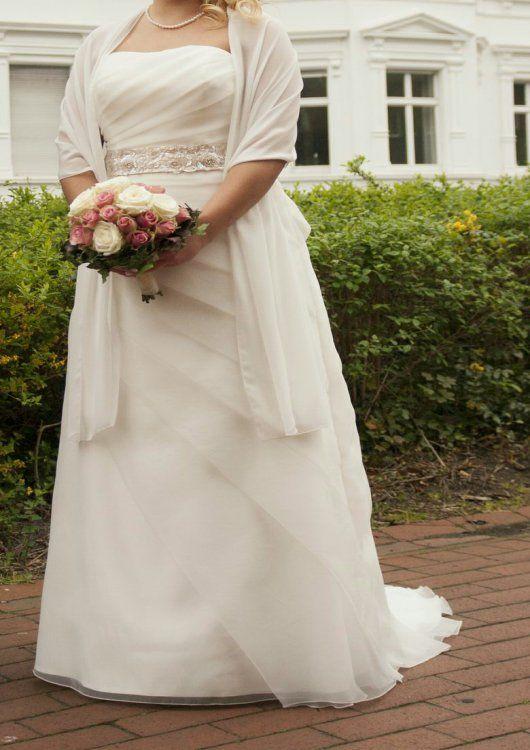 ♥ Brautkleid, A-Linie, schulterfrei ♥ Ansehen: http://www.brautboerse.de/brautkleid-verkaufen/brautkleid-a-linie-schulterfrei/ #Brautkleider #Hochzeit #Wedding