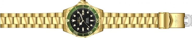 Invicta Gold Mens Watch