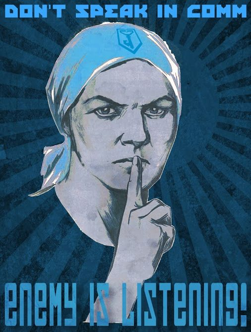 Moar propaganda :) this is about spy accounts ;)