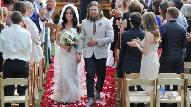 Daniel Bryan and Brie Bella Wedding: Attendees, Photos, Details for WWE Stars | Bleacher Report