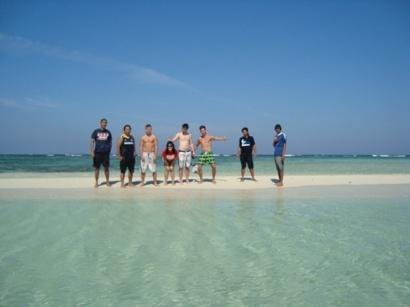 Gosong Timur Island, Karimun Jawa