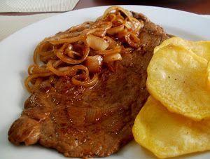 LOS ANTOJOS DE CLARA nos da una receta sencilla y fácil para preparar un bistec de ternera.