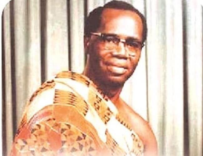 Dr. Kofi Abrefa Busia