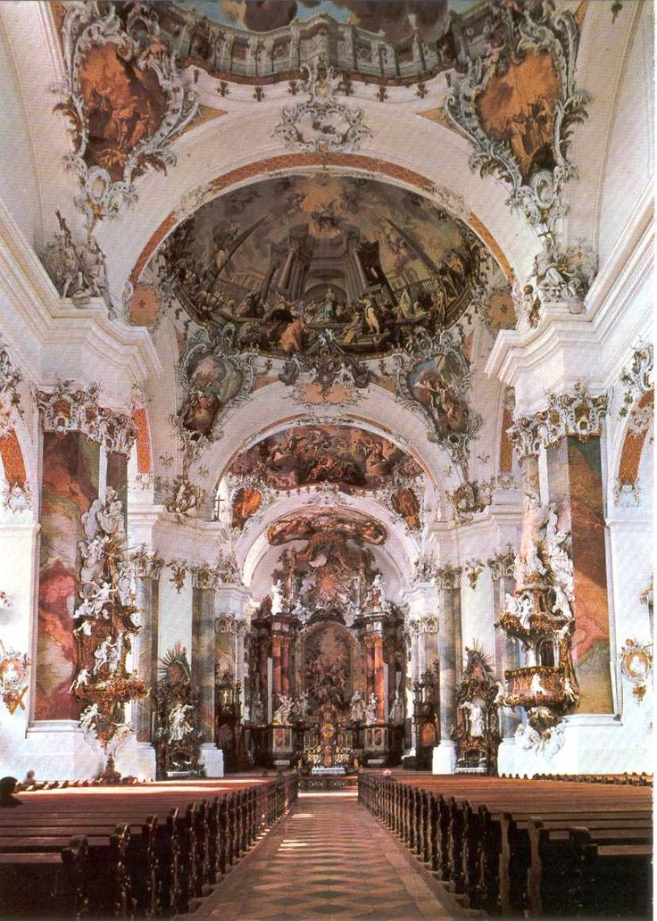 17 best images about rococo style on pinterest for Difference between baroque and rococo