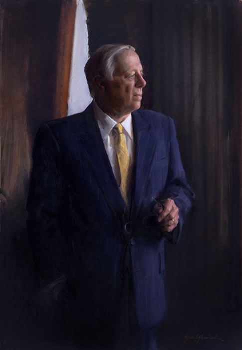 Tennessee Governor Phil Bredesen: Portraits Galleries, Complete Portraits, Portrait Paintings, Newer Paintings, Portraits Paintings, Originals Portraits, Portraits Artists, Art History, Men Portraits