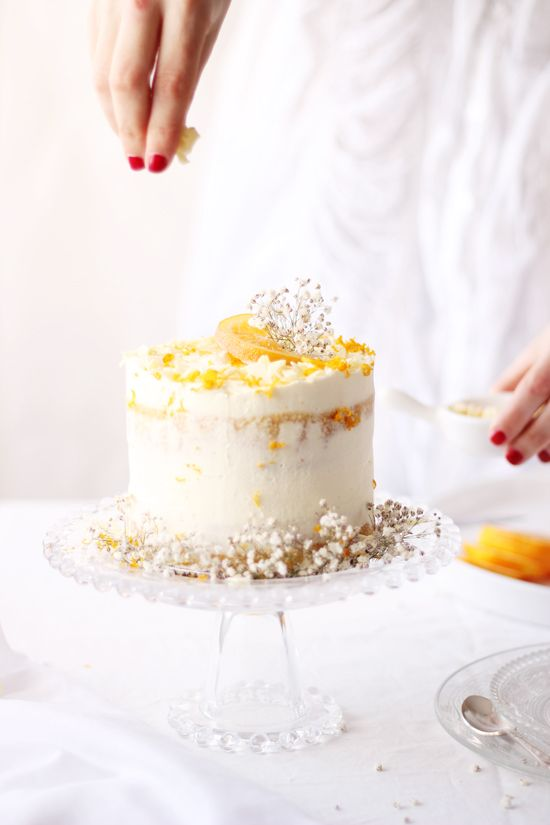 Tarta chocolate blanco y naranja3