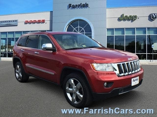 Used 2011 Jeep Grand Cherokee Overland for sale at Farrish Subaru in Fairfax, VA for $15,986. View now on Cars.com. http://autopartstore.pro