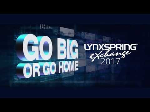 2017 Lynxspring Exchange and Technology Showcase  With the continued advances in building automation systems, the new generation of IoT devices and equipment, and the new ways value is being driven today; we decided to hold it again this year.