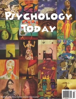 Psychology Today Articles by Rosa