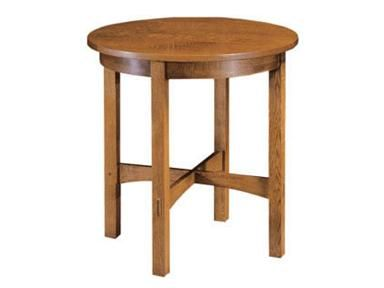 Shop For Stickley Round Lamp Table, And Other Living Room End Tables At Slone  Brothers In Longwood And Orlando, FL.