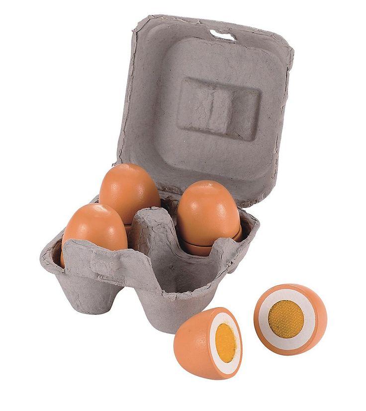 """Игровой набор """"Коробка с яйцами"""""""