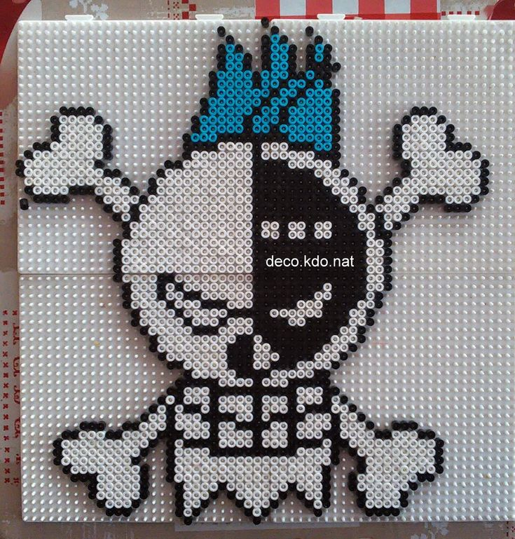Gut bekannt 132 best Anime images on Pinterest | Hama beads, Bead patterns and  SU71