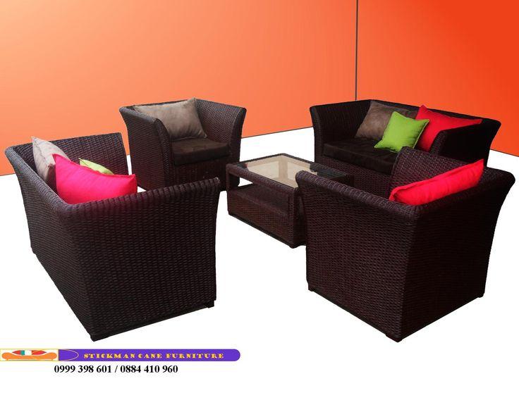 malawi Handmade cane Chairs