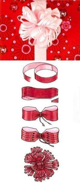 How to Tie a DIY Ribbon Bow for Gift Packaging | iCreativeIdeas.com Follow Us on Facebook --> https://www.facebook.com/iCreativeIdeas