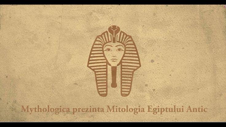 Mitologia si zeii din Egiptul Antic