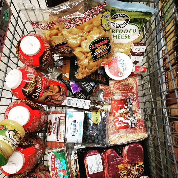 🔥🔥🔥🔥🔥🥩🥓🌭🧀🥜🍽👌👌👌👌👌👌My mini haul!!! Includes NY Steaks, chicharrones, …