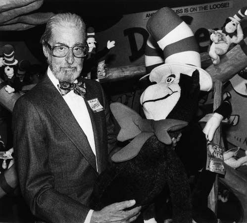 the wonderful, magical Dr. Seuss