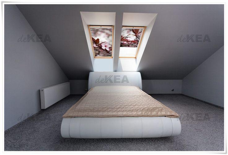 Rolety dachowe deKEA do sypialni, salonu. Setki wzorów do wyboru. Odwiedź naszą strone i wybierz wzór dla siebie.