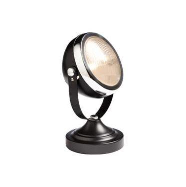 Tafellamp motor zwart