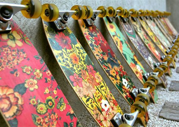 The Farm Longboards for Hill