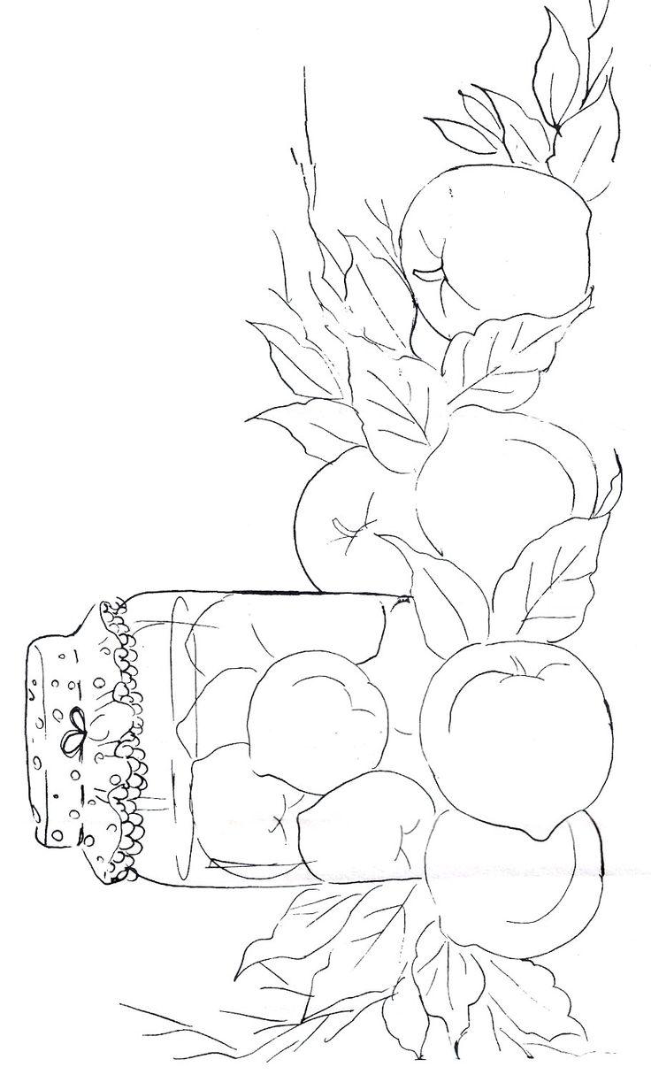 Riscos de frutas